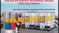 Raflar için asılabilir ızgaralı taban küvetleri Döküntü önleme çevreleme kontrol paleti KARMA METAL