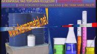 Kimyasallar için sıvı toplama küveti-KARMA METAL