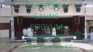 23 NİSAN PLATFORM SAHNE PODYUM kiralama kiralık podyum platform sahne platform podyum kirala
