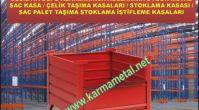 KARMA METAL-Yan sanayi yedek parça otomotiv sektoru metal taşıma kasaları