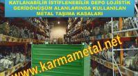 KARMA METAL - METAL TAŞIMA KASALARI VE STOKLAMA SİSTEMLERİ