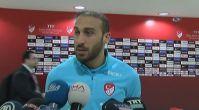 "Cenk Tosun: ""Hocam gol at bana gel dedi"""