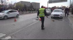 Üst geçit yerine yoldan geçen 2 kadın kazada öldü