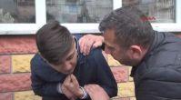 Uyuşturucu kullandığı iddia edilen genç hastaneye kaldırıldı