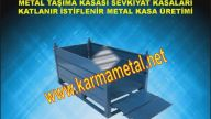 KARMA METAL Endüstriyel Taşıma ve İstifleme Ekipmanları