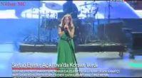 Mustafa Ceceli Sertab Erener konserinde-Kral Pop