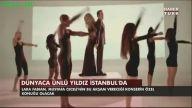 Mustafa Ceceli & Lara Fabian Röpörtajı (Habertürk)