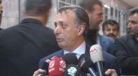 """Ahmet Nur Çebi: """"Bugünkü sonuca bakarak hiç kimse kendine yol biçmesin"""""""