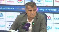 Medipol Başakşehir - Beşiktaş maçının ardından 1