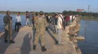 Sulama göletine giren çocuklardan biri boğuldu