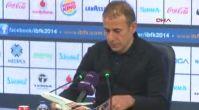 Medipol Başakşehir - Beşiktaş maçının ardından 2