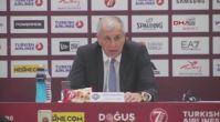 Mücadele sonrası Zeljko Obradovic açıklamalarda bulundu