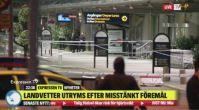 İsveç'te havalimanında bomba alarmı