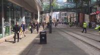 Reuters: Manchester'da bir alışveriş merkezi boşaltıldı