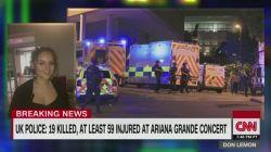Manchester saldırısı sonrası kayıp kızını arayan anne