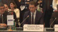 """- AGİT Dönem Başkanı Kurz: """"Terör Örgütü Pkk'nın Eylemleri, Binlerce İnsanın Hayatına Mal Oldu""""..."""