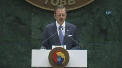 """TOBB Başkanı Rifat Hisarcıklıoğlu: """"Bizler, kadim Ahilik teşkilatımızın günümüzdeki temsilcisiyiz"""""""