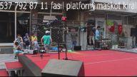 animasyonlarla platform sahne podyum kiralama masal doruk podyum sahne platform kiralama her yere platform