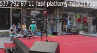 animasyonlarla platform sahne podyum kiralama masal doruk podyum sahne platform kiralama her yere pl...