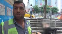 """Kim bu """"Enayi""""...Taksim'de yine bonzai manzaraları"""