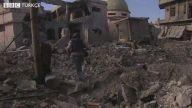 Musul'da Nuri Camii bombalandı