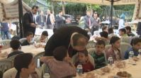 TİKA'dan yetim çocuklara iftar