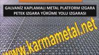 KARMA METAL metal platform izgara cesitleri basamak izgarasi