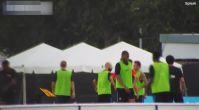 Barcelona idmanında Neymar ve Nelson Semedo kavga etti