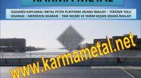 Karma Metal-GALVANIZ-KAPLAMALI-METAL-PLATFORM-IZGARA-PETEK-IZGARA-KANAL-IZGARASI