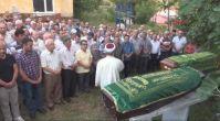 Zonguldak'ta kına dönüşü otomobil tarandı: 3 ölü, 1 yaralı (3)