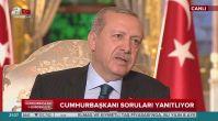 Erdoğan'dan 'yabancı sınırı' açıklaması
