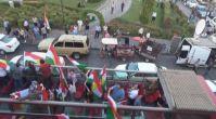 - Erbilli seçmenlerin sokaklardaki referandum sevinci