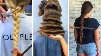 Saçları Baştan Yaratan Acayip Kuaförler