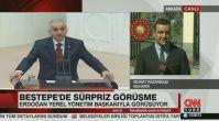 Cumhurbaşkanlığı'ndan son dakika Melih Gökçek'le görüşme açıklaması