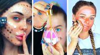 Likit Aydınlatıcıyla Harikalar Yaratan Makyaj Bloggerları