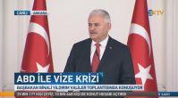 Başbakan Yıldırım'dan son dakika vize krizi açıklaması