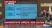 Son dakika! YÖK Başkanı üniversiteye geçiş sistemini açıkladı
