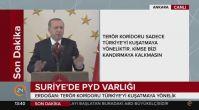Cumhurbaşkanı Erdoğan: Türk polisi o silahı kullanmayacak