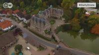 #DailyDrone: Hämelschenburg Sarayı