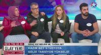 Balçiçek İlter'in sunduğu programda kavga çıktı!