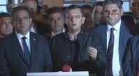 CHP'li Özel: Baykal'ın durumu stabil, kötüye herhangi bir gidiş yok