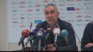 Demir Grup Sivasspor - Bursaspor maçının ardından