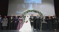 Cumhurbaşkanı Erdoğan,  AK Parti Kadın Kolları Başkan Yardımcısı İffet Polat'ın kızının nikah töreni...