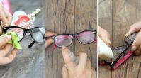 Gözlük kullananların hayatını kolaylaştıracak 5 çözüm