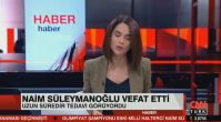 Naim Süleymanoğlu vefat etti