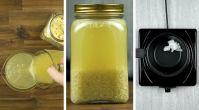 Doğal antibiyotik sarımsakla 3 şifalı anneanne tarifi