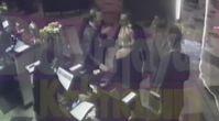 Ünlü oyuncu Hakan Yılmaz'a saldırı görüntüleri ortaya çıktı