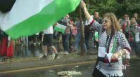 Son dakika! Cuma namazı sonrası İsrail askerlerinden sert müdahale
