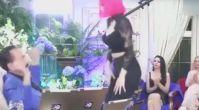 Pembe Saçlı Kedicik, Dansıyla Adnan Oktar'ı Mest Etti