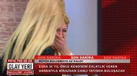 Balçiçek İlter'in programında gözyaşları sel oldu